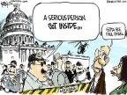 Cartoonist Chip Bok  Chip Bok's Editorial Cartoons 2011-04-08 senate majority leader