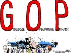 Cartoonist Chip Bok  Chip Bok's Editorial Cartoons 2012-01-21 open