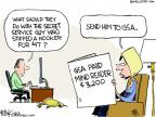 Cartoonist Chip Bok  Chip Bok's Editorial Cartoons 2012-04-17 taxpayer