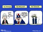 Cartoonist Chip Bok  Chip Bok's Editorial Cartoons 2012-05-16 taxpayer