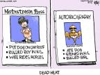 Cartoonist Chip Bok  Chip Bok's Editorial Cartoons 2012-05-31 newspaper