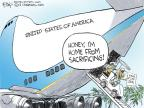 Cartoonist Chip Bok  Chip Bok's Editorial Cartoons 2013-01-02 Air Force
