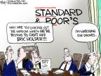 Cartoonist Chip Bok  Chip Bok's Editorial Cartoons 2013-02-07 credit rating