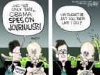 Cartoonist Chip Bok  Chip Bok's Editorial Cartoons 2013-08-02 private information