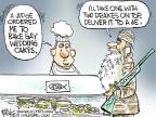 Cartoonist Chip Bok  Chip Bok's Editorial Cartoons 2013-12-19 reality television