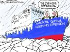 Cartoonist Chip Bok  Chip Bok's Editorial Cartoons 2014-01-04 science