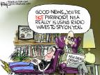 Cartoonist Chip Bok  Chip Bok's Editorial Cartoons 2014-01-15 private information