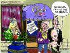 Cartoonist Chip Bok  Chip Bok's Editorial Cartoons 2014-03-25 Barack Obama Russia