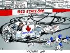 Cartoonist Chip Bok  Chip Bok's Editorial Cartoons 2014-04-02 chief