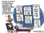 Cartoonist Chip Bok  Chip Bok's Editorial Cartoons 2014-04-16 Barack Obama Russia