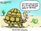 Cartoonist Chip Bok  Chip Bok's Editorial Cartoons 2014-04-25 senate majority leader