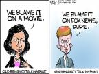 Cartoonist Chip Bok  Chip Bok's Editorial Cartoons 2014-05-02 movie