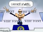 Cartoonist Chip Bok  Chip Bok's Editorial Cartoons 2014-05-30 military
