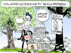 Cartoonist Chip Bok  Chip Bok's Editorial Cartoons 2014-06-12 electoral