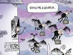 Cartoonist Chip Bok  Chip Bok's Editorial Cartoons 2014-06-27 tax review
