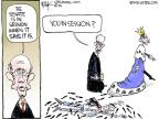 Cartoonist Chip Bok  Chip Bok's Editorial Cartoons 2014-06-28 Supreme Court