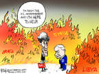 Cartoonist Chip Bok  Chip Bok's Editorial Cartoons 2014-07-29 foreign policy