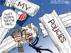 Cartoonist Chip Bok  Chip Bok's Editorial Cartoons 2014-11-05 midterm election