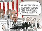 Cartoonist Chip Bok  Chip Bok's Editorial Cartoons 2015-01-19 presidential leadership