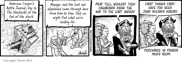 Remarkable, this Christopher columbus comic strip what necessary