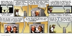 Cartoonist Darrin Bell  Candorville 2007-08-12 authority