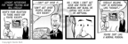 Cartoonist Darrin Bell  Candorville 2007-10-09 conservative media