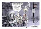 Cartoonist Jeff Danziger  Jeff Danziger's Editorial Cartoons 2011-05-12 house