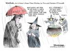 Cartoonist Jeff Danziger  Jeff Danziger's Editorial Cartoons 2011-12-15 scene