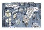 Cartoonist Jeff Danziger  Jeff Danziger's Editorial Cartoons 2013-02-25 credit rating