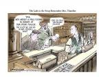 Cartoonist Jeff Danziger  Jeff Danziger's Editorial Cartoons 2013-04-08 beer