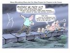 Cartoonist Jeff Danziger  Jeff Danziger's Editorial Cartoons 2013-06-16 soft
