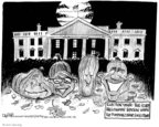 Cartoonist John Deering  John Deering's Editorial Cartoons 2008-10-29 2008 election