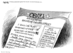 Cartoonist John Deering  John Deering's Editorial Cartoons 2008-11-18 check