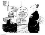 Cartoonist John Deering  John Deering's Editorial Cartoons 2008-12-11 check