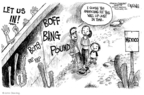 Cartoonist John Deering  John Deering's Editorial Cartoons 2009-01-28 emigration