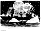 Cartoonist John Deering  John Deering's Editorial Cartoons 2009-02-23 George Washington