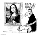 Cartoonist John Deering  John Deering's Editorial Cartoons 2009-05-17 art
