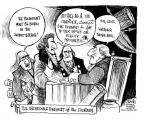 Cartoonist John Deering  John Deering's Editorial Cartoons 2011-05-18 Constitution