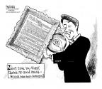 Cartoonist John Deering  John Deering's Editorial Cartoons 2011-05-26 Constitution