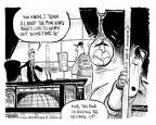 Cartoonist John Deering  John Deering's Editorial Cartoons 2012-07-11 George W. Bush