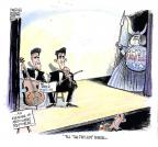 Cartoonist John Deering  John Deering's Editorial Cartoons 2012-08-20 Paul Ryan