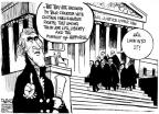 Cartoonist John Deering  John Deering's Editorial Cartoons 2013-03-27 supreme