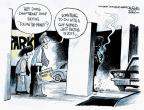 Cartoonist John Deering  John Deering's Editorial Cartoons 2013-08-08 online news