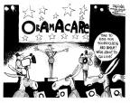 Cartoonist John Deering  John Deering's Editorial Cartoons 2014-02-18 president