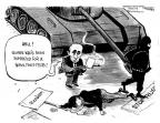 Cartoonist John Deering  John Deering's Editorial Cartoons 2014-03-08 president
