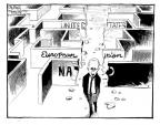 Cartoonist John Deering  John Deering's Editorial Cartoons 2014-03-07 president