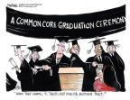 Cartoonist John Deering  John Deering's Editorial Cartoons 2014-04-24 graduation