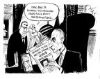 Cartoonist John Deering  John Deering's Editorial Cartoons 2014-05-01 president