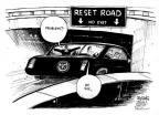 Cartoonist John Deering  John Deering's Editorial Cartoons 2014-05-15 president