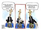 Cartoonist John Deering  John Deering's Editorial Cartoons 2014-06-02 president